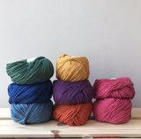 Haakpakket grote jute draagtas in vrolijke kleuren #2_