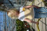 Breipatroontje T-shirt sunshine NL_