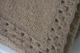 Breipatroon Toffee sjaal_