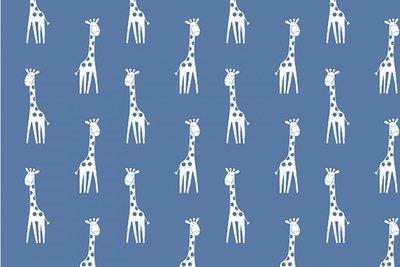 giraf jeans - double gauze