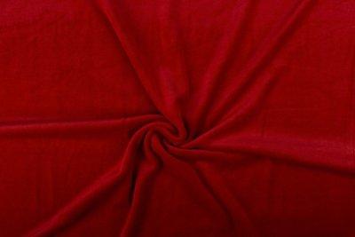 baksteen rood - nicky velours