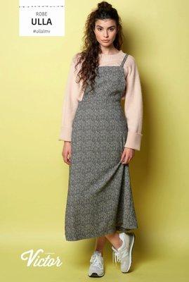 stof voor Ulla jurk uit LMV