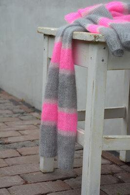 Sjaal met strepen