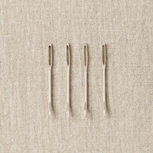 bent tip tapestry needles