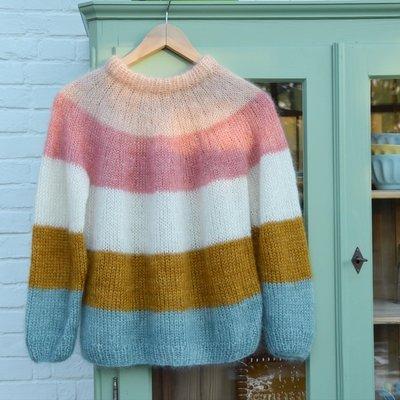 Breipatroontje voor Emilie trui