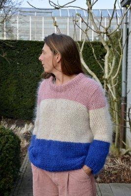 Breipatroontje voor Hope trui