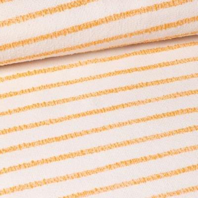 Jersey met strepen voor AFRA top Geel - Jersey