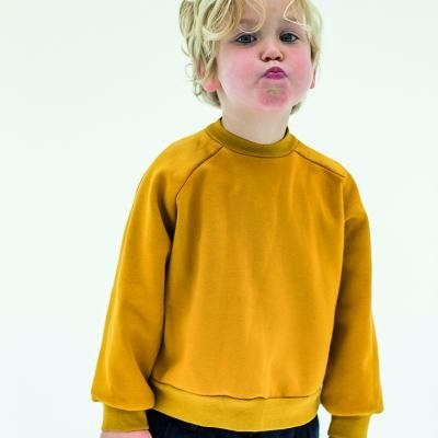 Dale sweater oker- Jersey