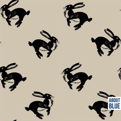 Run Bunny run- french terry