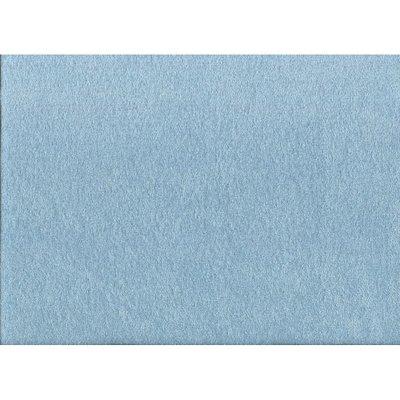 licht blauw - spons