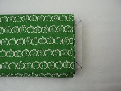 Canvas appel groen