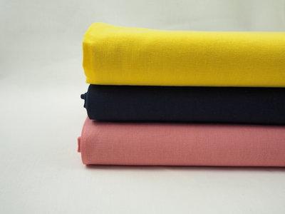 Oud roze - linnen/katoen