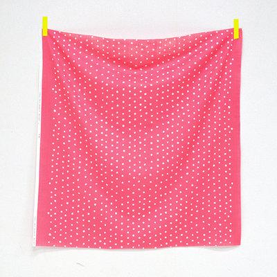 pocho pink - double gauze