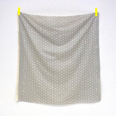 pocho light grey - double gauze