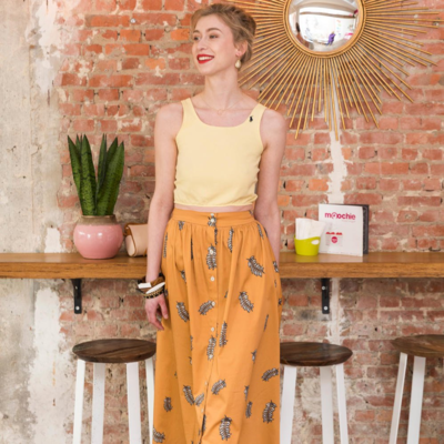 Dolores skirt tall