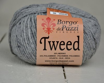 Borgo de pazzi Tweed grijs 90