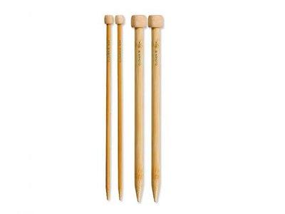 Bamboe breinaalden Clover nr.6,5