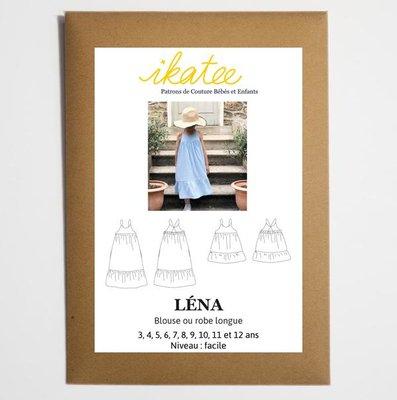 Pochette patron de couture Lena 3-12 ans