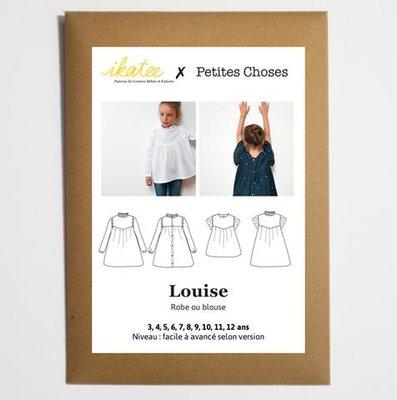 Pochette patron de couture Louise