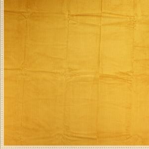dunne rib narcisgeel - corduroy/ribfluweel