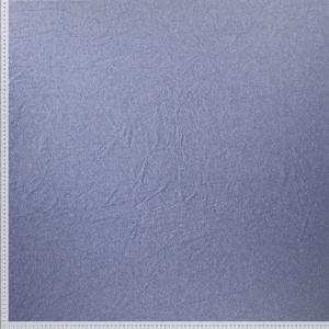 jeansblauw organische katoen - tricot