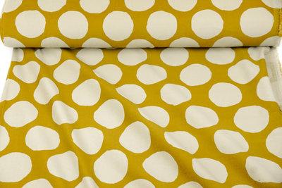 dot mustard - corduroy