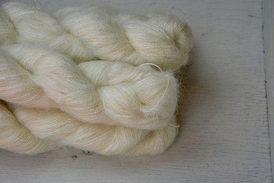 silk mohair eva