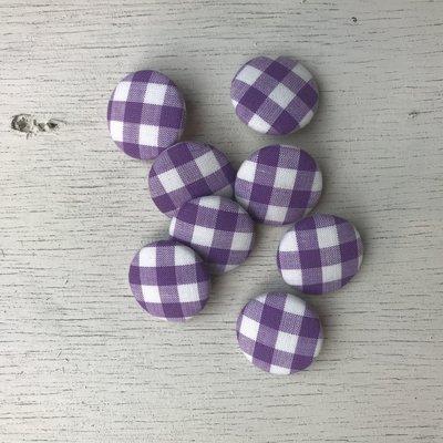 knoopjes set paars