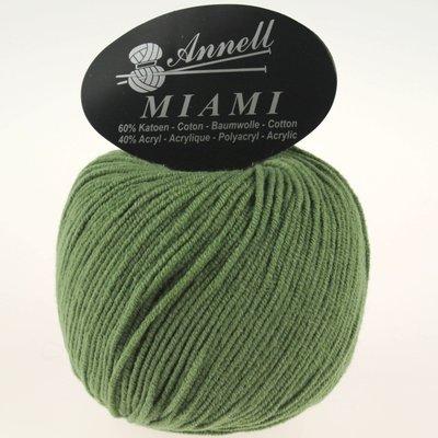 miami 8925 olijf groen