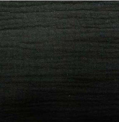 noir  - double gauze