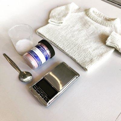 DIY pakket dip dye