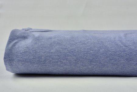 jersey chiné lavendel lila - jersey