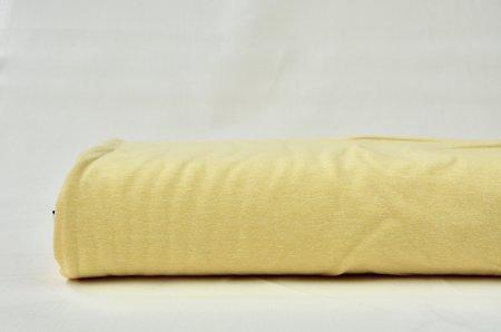 jersey chiné licht geel - jersey