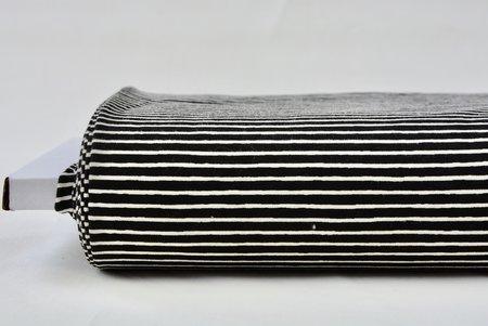 Stripe black - jersey