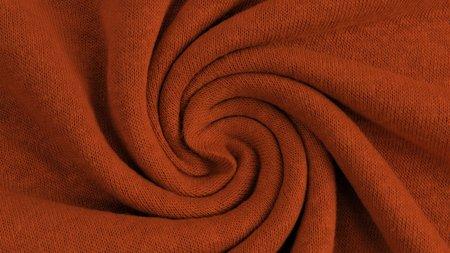 brique linnen/viscose - jersey