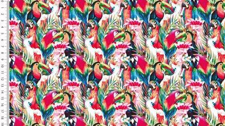 tropical bird - jersey
