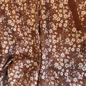 little flower rust - winter cotton