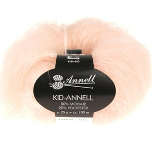 Kid annell 3116 zacht roos