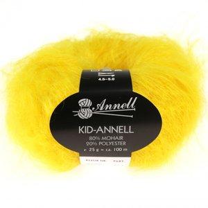 Kid annell 3105 citroen geel