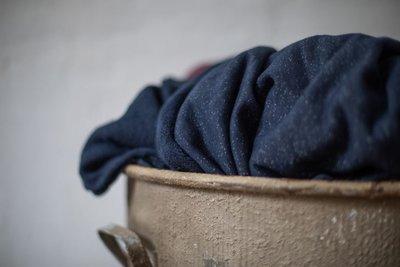 organic nep sweater navy- sweater