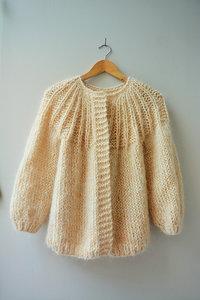 Breipatroontje voor Josefien trui