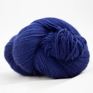 lazy lion sock yarn royal blue 0015