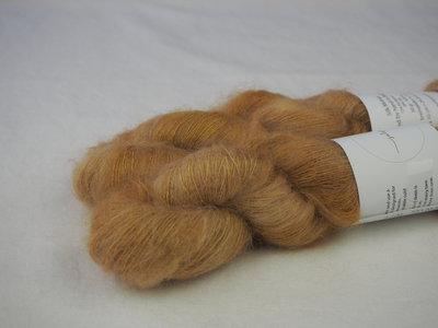 Silk mohair Veerle (licht)