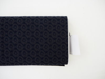 dark flower - cotton