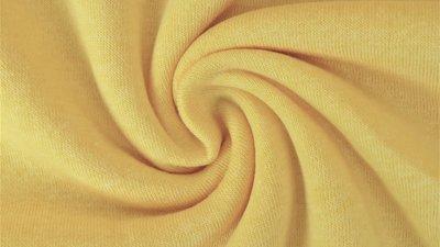 yellow melange - winter sweater