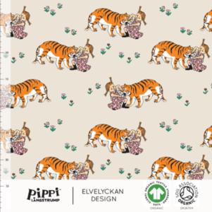 Pippi tiger -  jersey