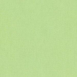 licht groen - double gauze uni