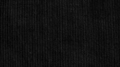 zwart - corduroy fine