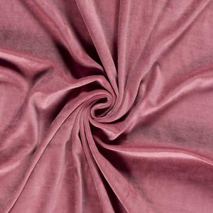 nicky velours old pink