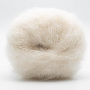 baby silk fluffy white 2150